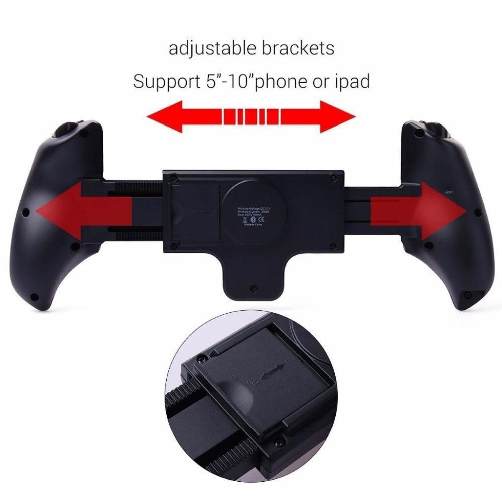 Ultimate Telescopic Wireless Bluetooth Game Controller For Cell Phones