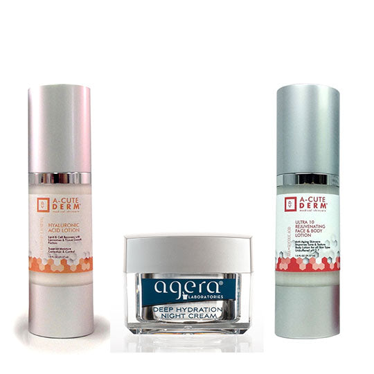 Anti-Aging Treatment Trio