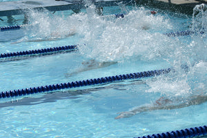 Suburban League Swimming Championship
