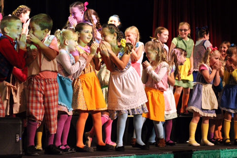 CCC performance of Beauty and the Beast Jr.