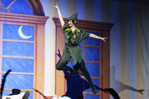 CCC performance of Peter Pan Jr. the Musical