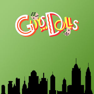 Guys & Dolls performed by Malvern Theater Society