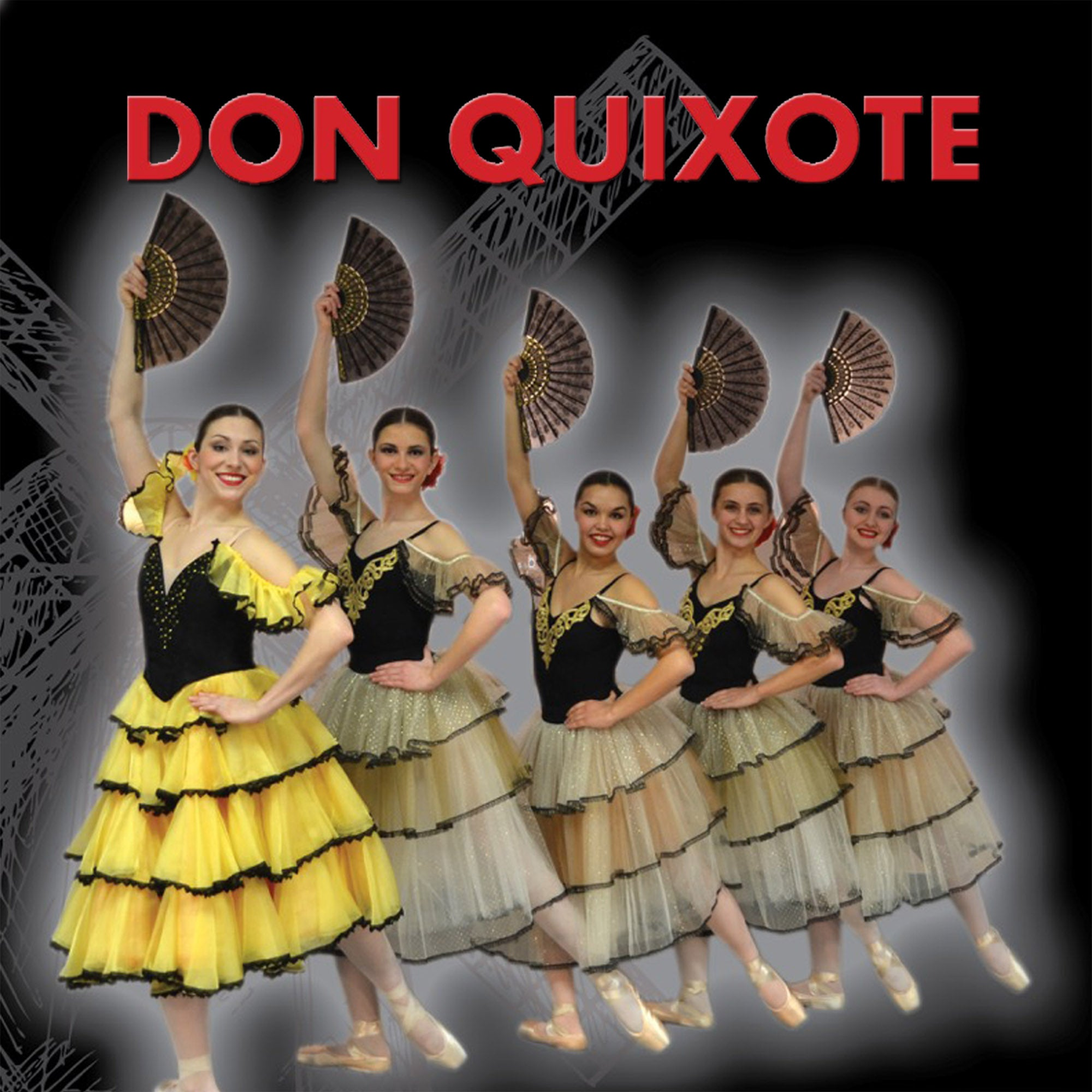 "Kristina Pulcini Ballet Academy presents ""Don Quixote""  Sunday 4:00pm Performance - Active Image Media"