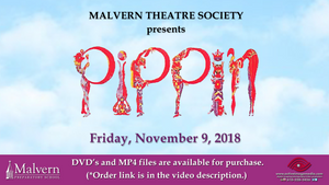 Pippin performed by MTS on Friday, November 9, 2018 - Active Image Media
