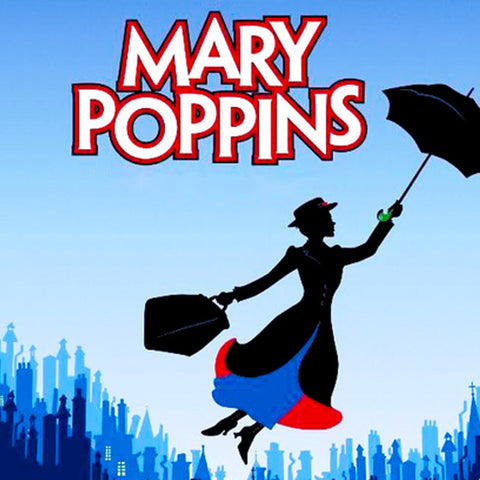 Mary Poppins performed by Cardinal O'Hara Theater