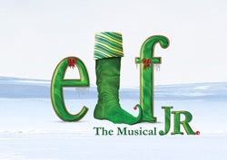 CCC performance of Elf Jr. Cast B on Friday, November 3, 2017