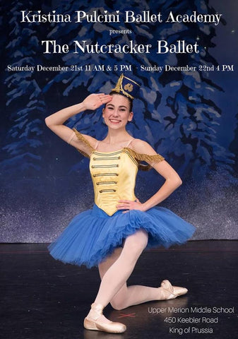 "KP Ballet Academy presents ""The Nutcracker"" (2019) - Sunday show  4pm - Active Image Media"