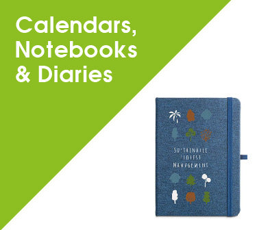 Calendars, Diaries and Notebooks