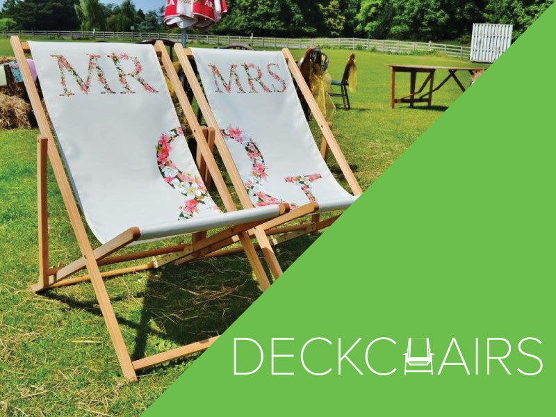 Personalised Deckchairs