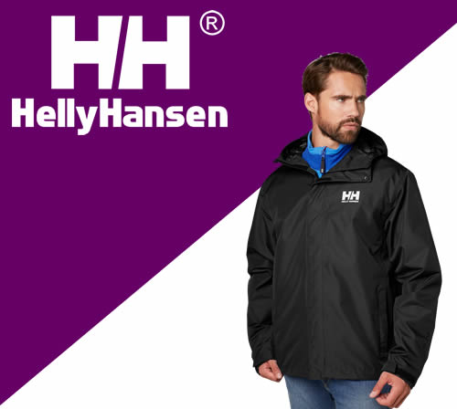 Helly Hanson personalised clothing