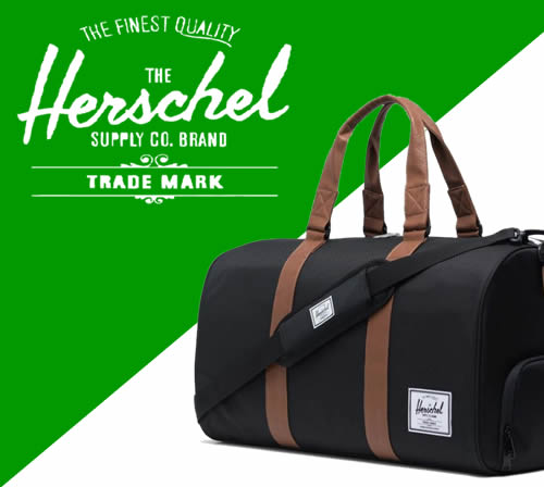 Herschel Supply Co personalised Clothing