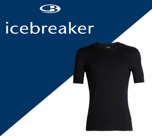 Icebreaker personalised clothing