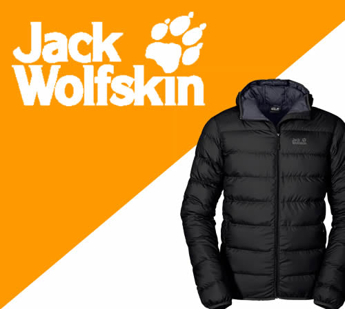 Jack Wolfskin personalised clothing