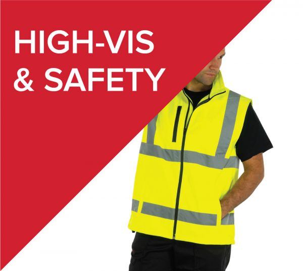 Printed Hi-Vis and Safety Clothing