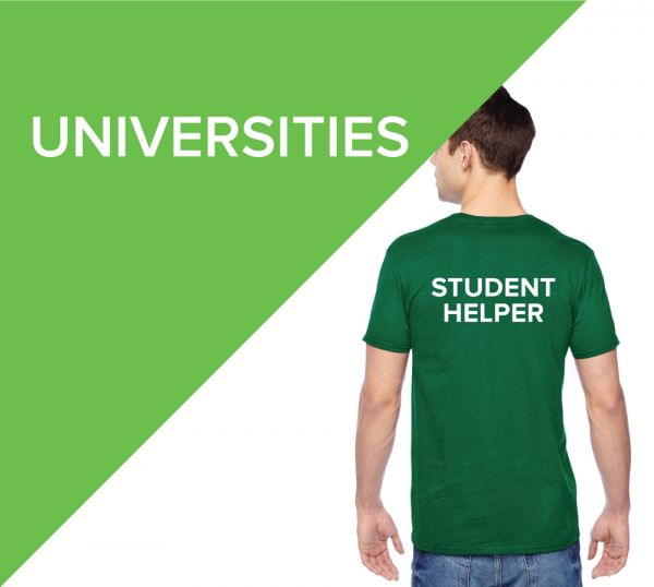Promotional Giveaways for Universities