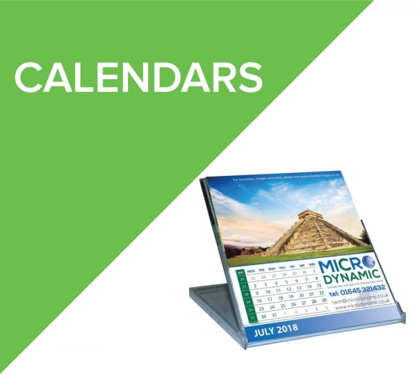 Promotional Calendars printed with your design