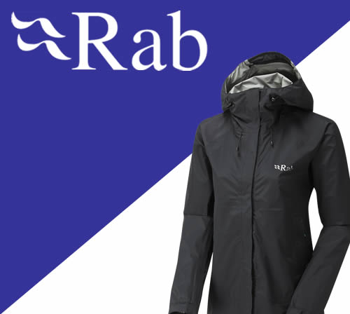 Rab personalised clothing