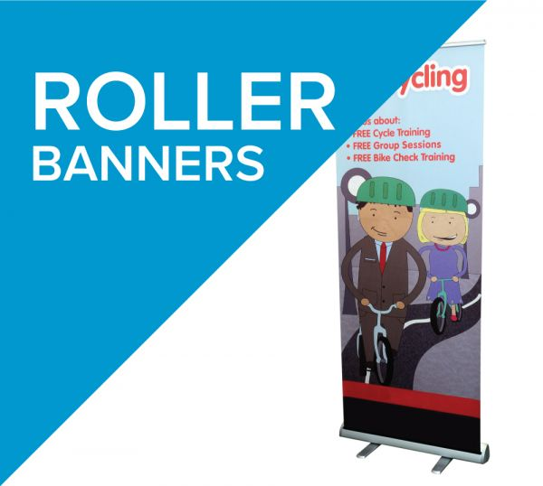 Roller Banners and Pull up Banners