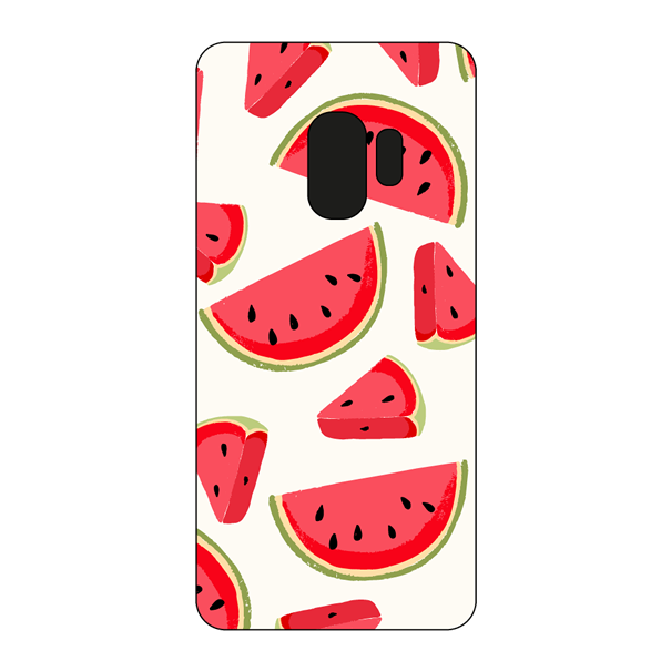 Picture of a Personalised Samsung S9 plus case