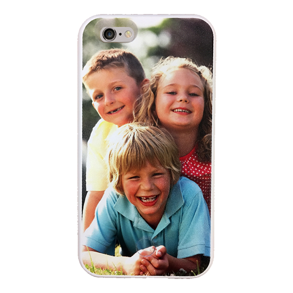 Picture of a personalised iPhone 8 case