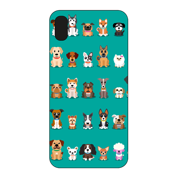 Picture of a Personalised iPhone XS case