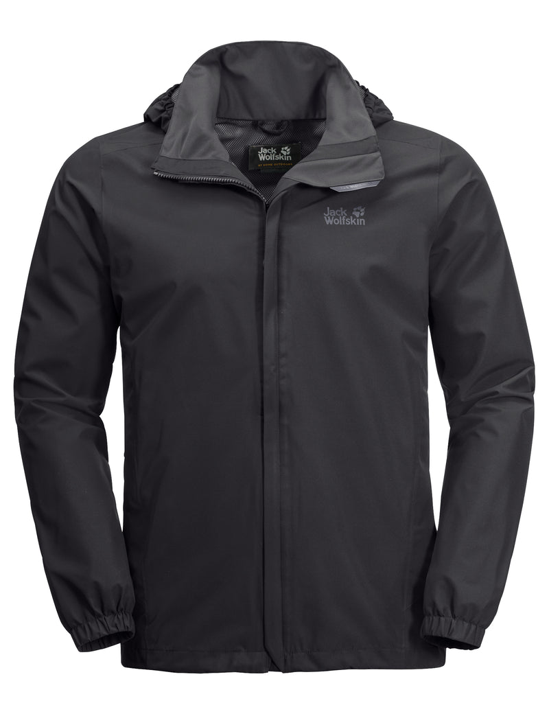 Jack Wolfskin Stormy Point  Waterproof promotional Jacket