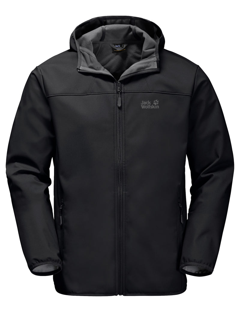 Jack Wolfskin Northern Point Soft Shell promotional Jacket