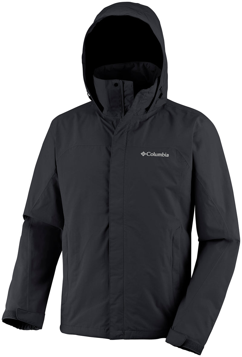 Columbia Men's Mission Air Interchange promotional Jacket