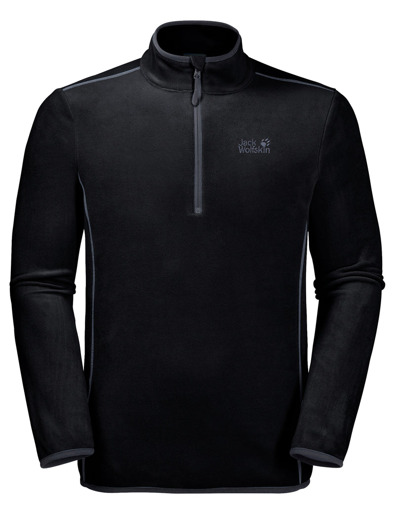 Jack Wolfskin Echo promotional Half Zip Fleece