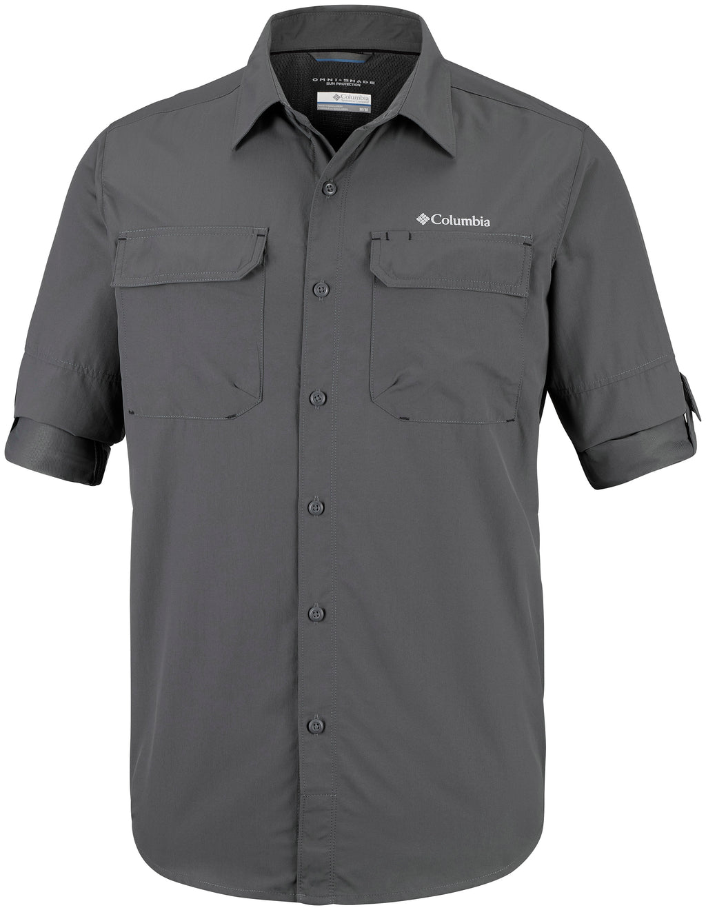 Columbia Men's Silver Ridge II LS promotional Shirt