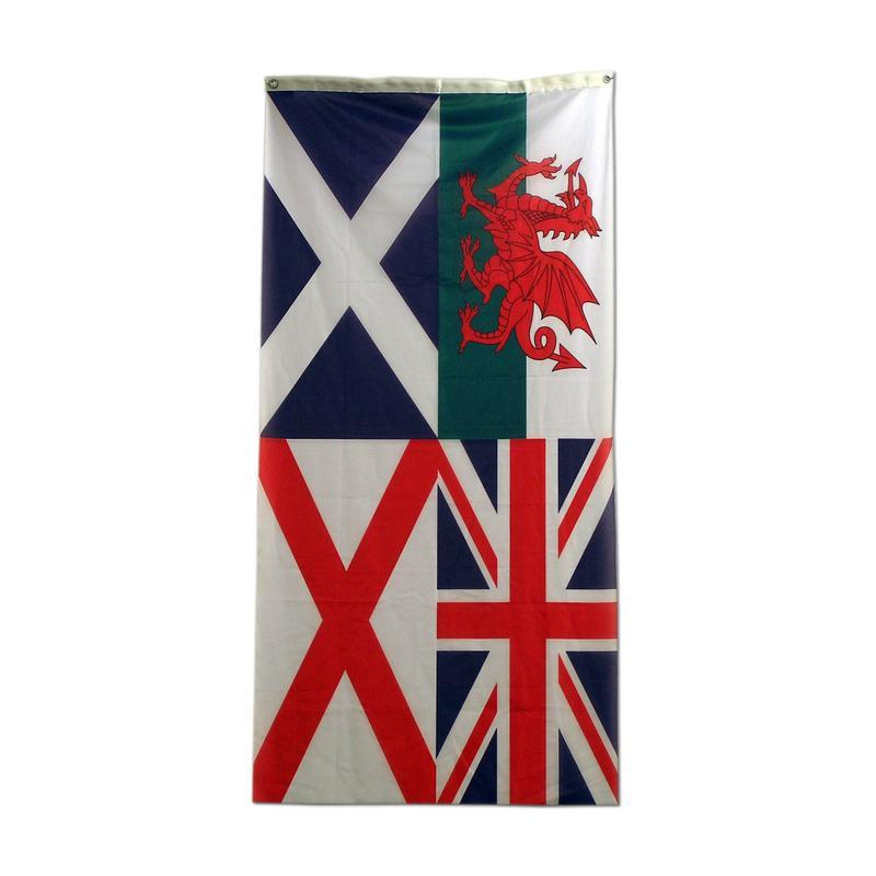 1830mm x 1210mm printed flag