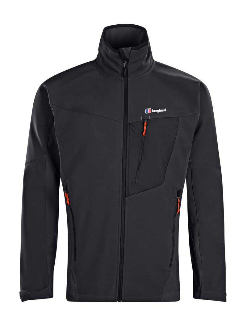 Berghaus Men's Ghlas Softshell promotional Jacket