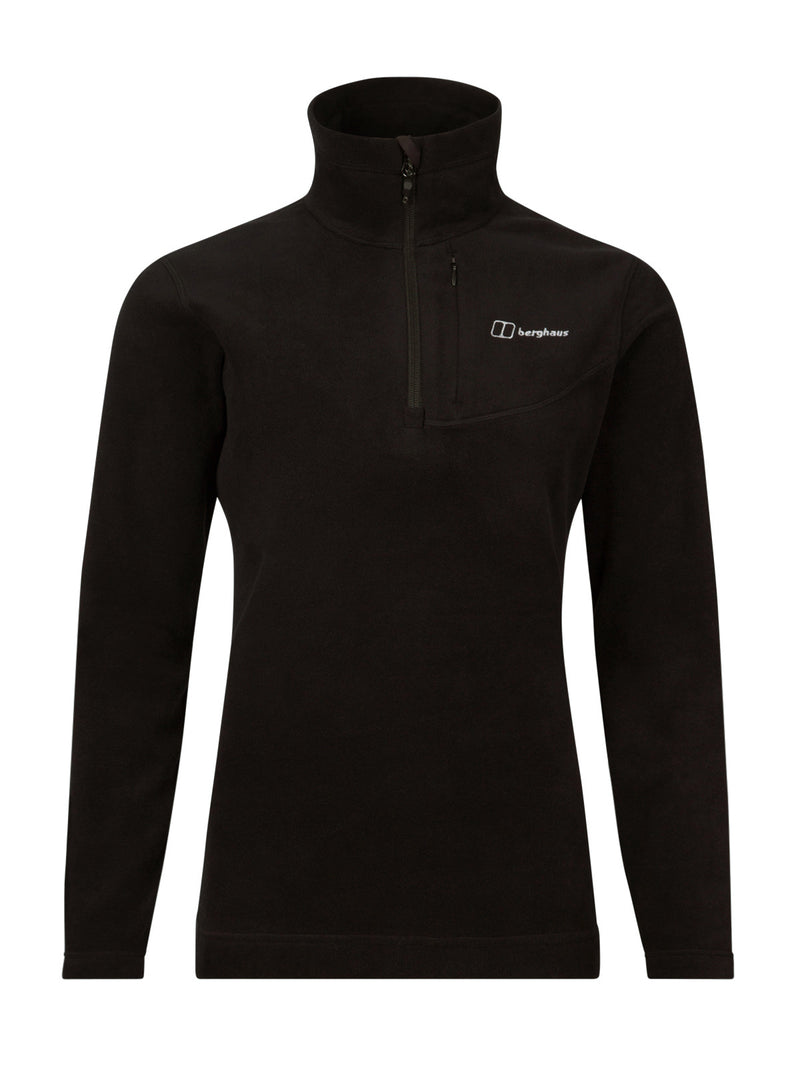 Berghaus Women's Prism Micro PT Half Zip promotional fleece