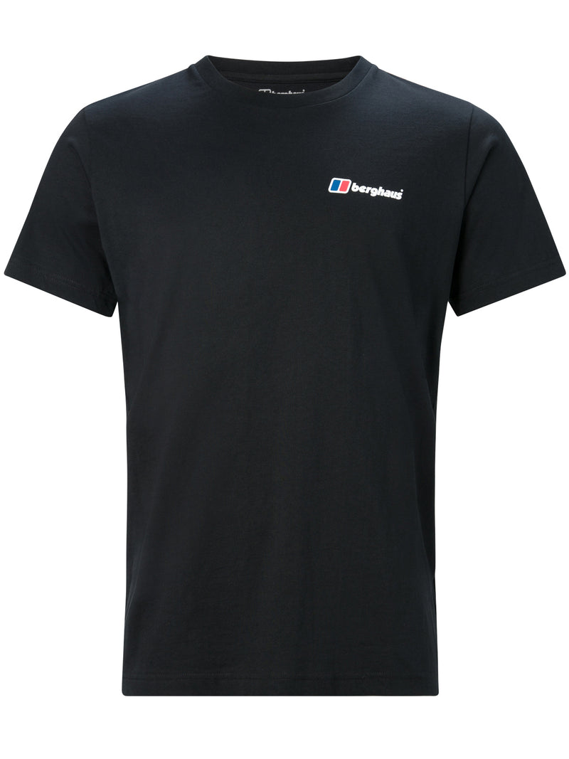 Berghaus Men's Corporate Logo promotional T-shirt