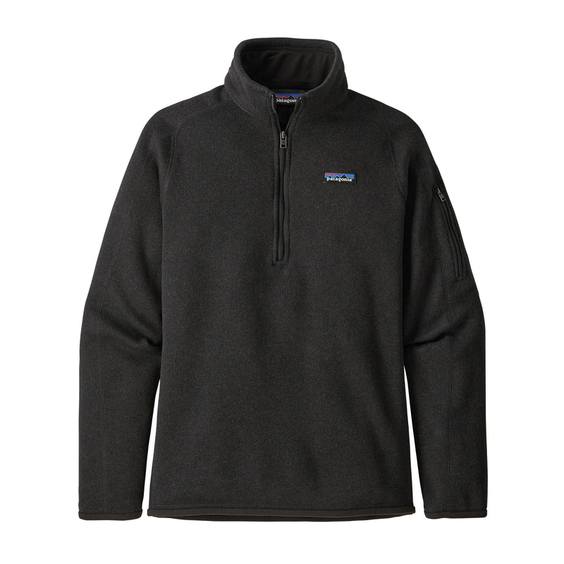 Patagonia Women's Better promotional Sweater 1/4 Zip
