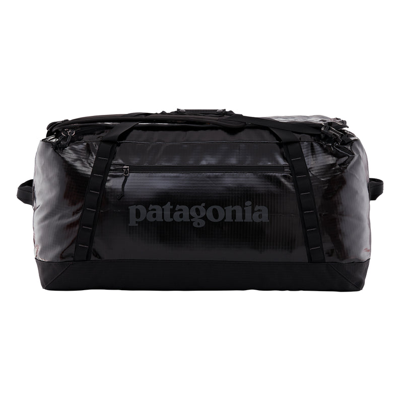 Patagonia Black Hole promotional Duffel bag 100L