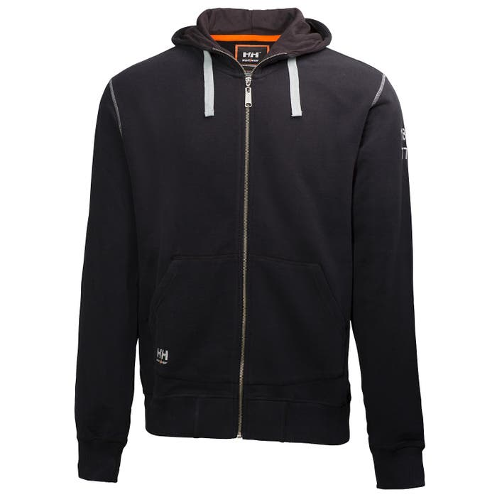 Helly Hansen Men's Oxford promotional Full Zip Hoodie