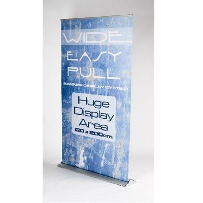 Adverto EXTRA WIDE Roller Banner