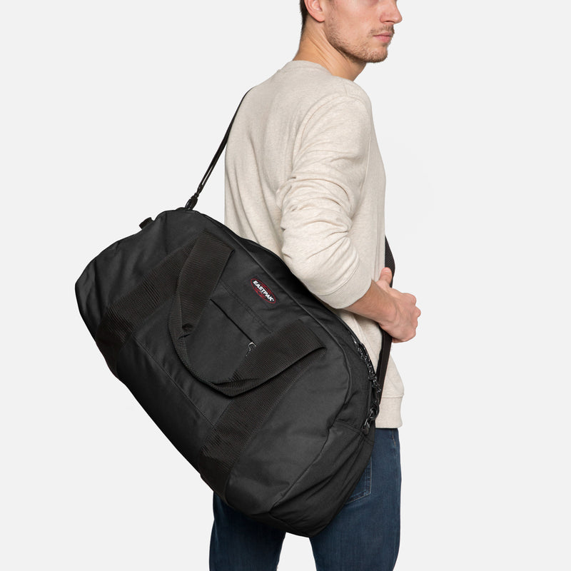 Eastpak Stand + promotional Duffel Bag