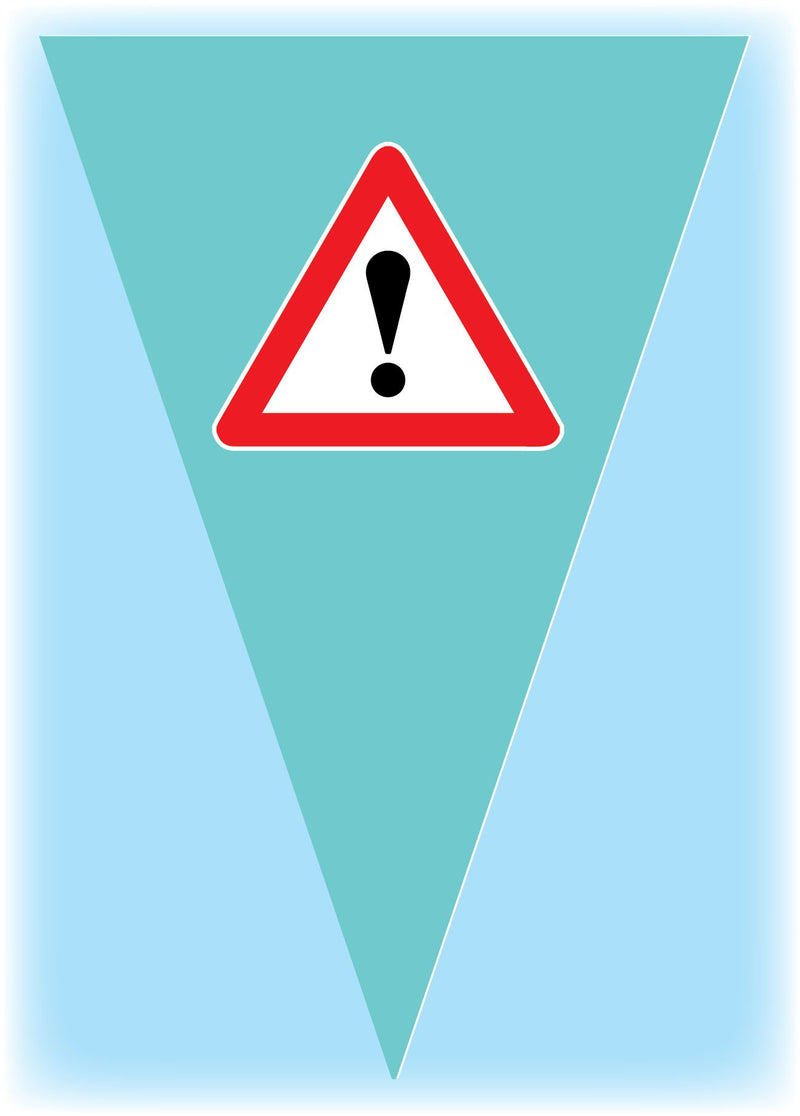 Learn safety bunting