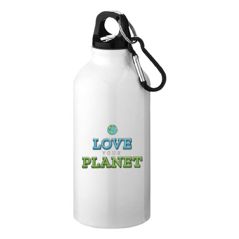 Personalised Aluminium Sports Bottle