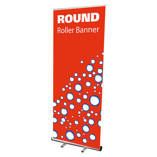 Round Pull up Banner