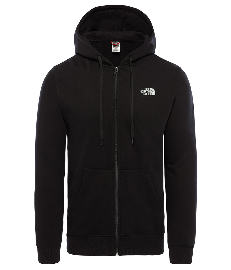 The North Face Men's Open Gate promotional Full Zip Hoodie
