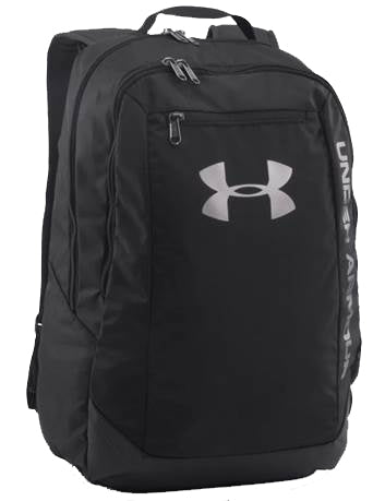 Under Armour Hustle promotional backpack