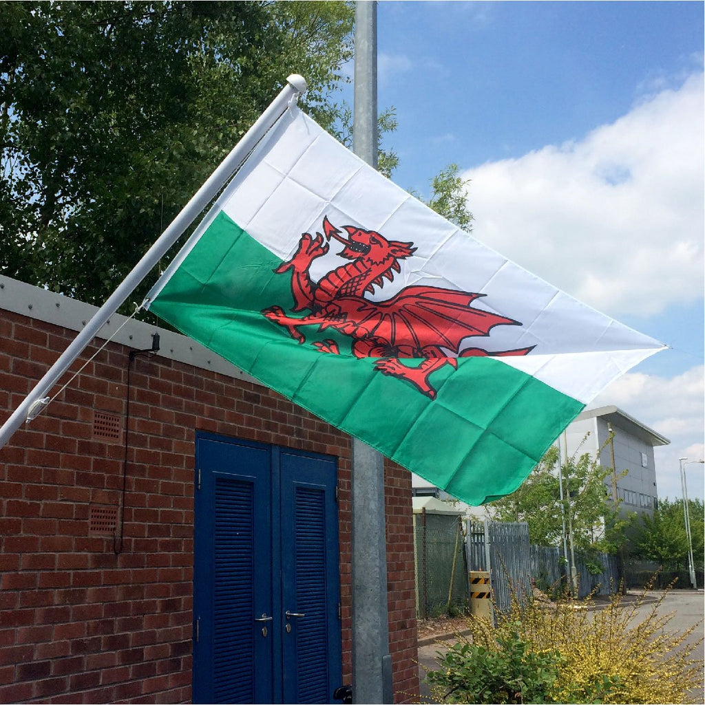 Budget Wales Flags
