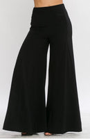 WIDE-LEG HIGH-WAISTED Pants