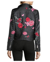 """FLOWERS 4 DAYS"" Jacket"