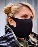 NEOPRENE Face Covering (Assorted Solid Colors)