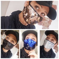 SEQUIN Face Coverings