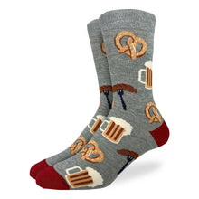 GOOD LUCK SOCK MEN'S NOVELTY SOCKS